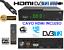 miniatura 1 - Decoder Digitale Terrestre DVB T2 HDMI DVB-T2 HEVC Full HD Ricevitore TV H265