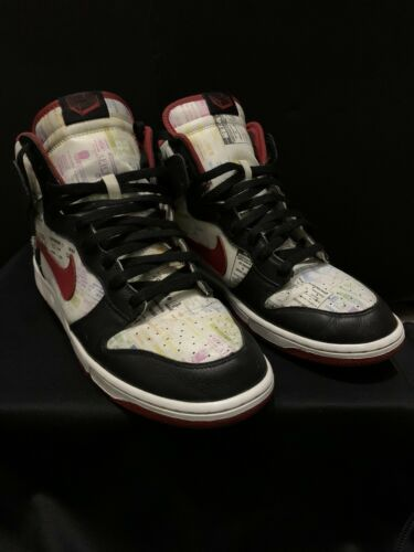 Nike Dunk High Lucha Libre