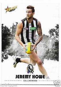 2017-Select-Footy-Stars-Common-Card-48-Jeremy-HOWE-Collingwood