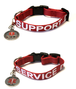 ALL-ACCESS-CANINE-Service-Dog-Emotional-Support-Animal-ESA-Dog-Collar-and-Tag