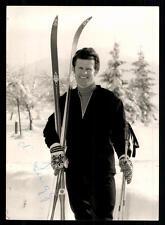 Edi Lengg Autogrammkarte Original Signiert Skispringen + A 115496