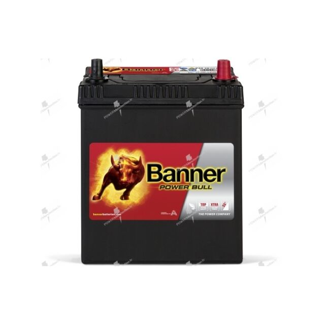 Autobatterie BANNER Power Bull P9533 12v 95ah 780A 353x175x190mm