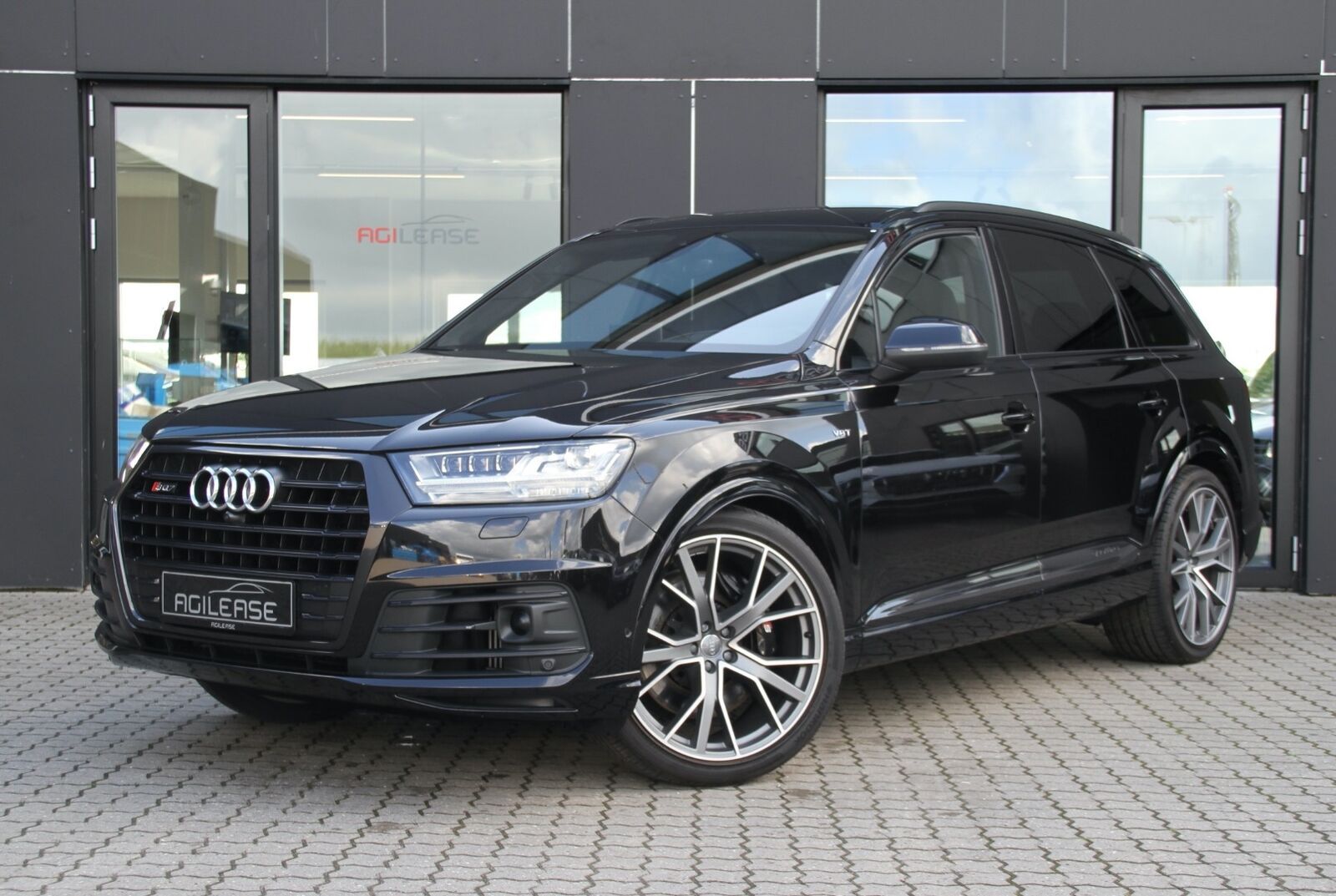 Audi SQ7 4,0 TDi quattro Tiptr. 5d - 11.800 kr.