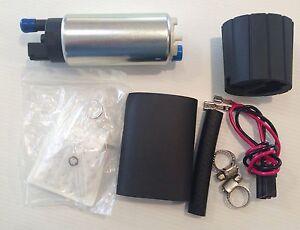 Universal-GSS341-255LPH-Style-Fuel-Pump-fitting-kit-XR6-LS1-Turbo-WRX-Skyline