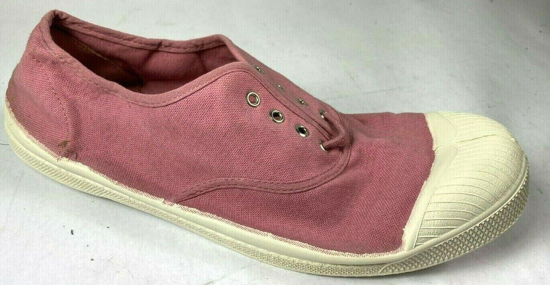 ' Neuf En Original Emballé Bensimon Pêche Chaussures Toile ''