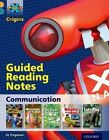 Project x Origins: Gold Book Band, Oxford Level 9: Communication: Guided Reading Notes by Jo Tregenza (Paperback, 2014)
