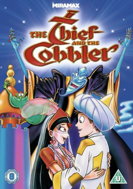 THE THIEF & THE COBBLER  - NEW  (D64) {DVD}