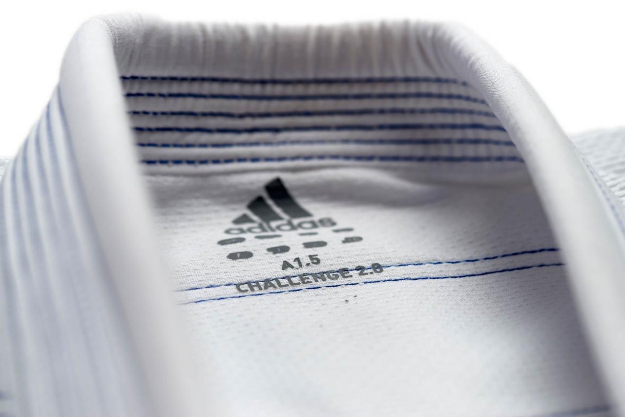Adidas BJJ BJJ BJJ Anzug  Challenge 2.0  weiß. Größe  A1-A3. BJJ. Jiu Jitsu.Grappling.Gi c98739