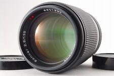 Near Mint Contax Carl Zeiss Sonnar T* 135mm F/2.8 AEJ Lens from Japan 24