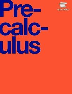 Precalculus by Jay Abramson (2014, Hardcover)