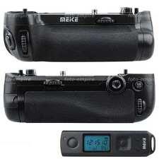 Batteriegriff Timer Fernauslöser Meike passend für Nikon D750 battery grip