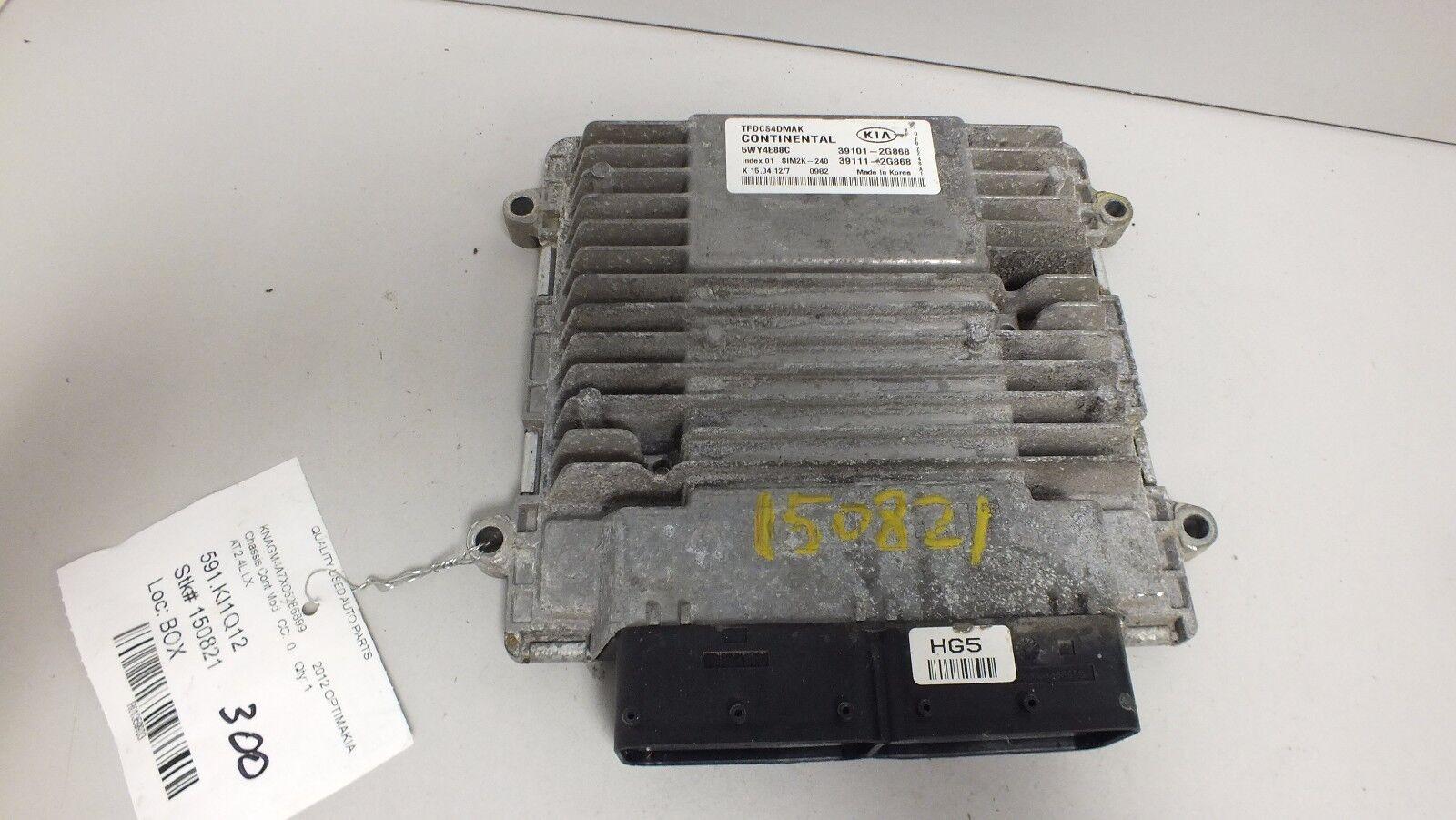 2001 Kia Optima Engine Control Unit 2001 Free Engine Image For User