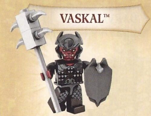 Dungeons /& Dragons D/&D Kreon Kre-O Army Builder Pack Collection II Vaskal