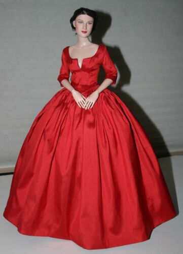 """Outlander Claire Doll Sewing Pattern for 16.5/"""" RTB101 Body Dolls Rayne Tonner"""