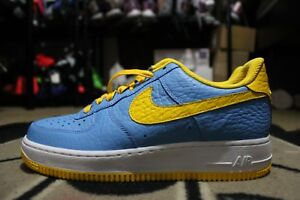 purchase cheap 7e47a f63b0 Image is loading New-Nike-iD-Air-Force-One-1-Low-