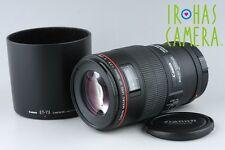 Canon EF 100mm F/2.8 L IS USM Macro Lens #9862F5