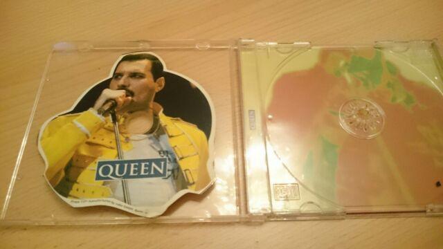 Picture Disc mit Interviews von Queen | CD