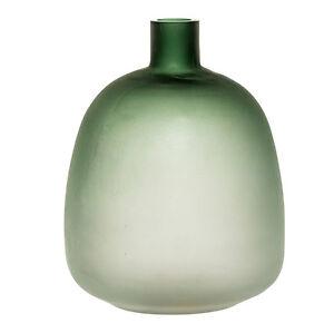 Bloomingville Vase Blumenvase Glas Grün Ebay