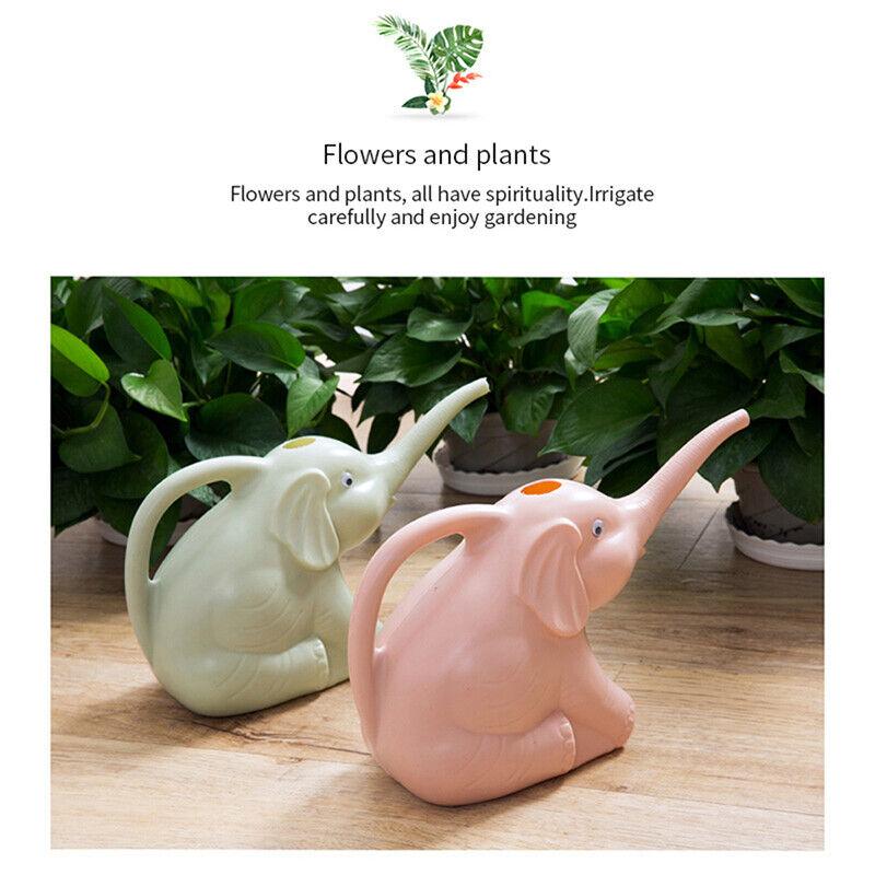 Elephant Watering Can Sprinkler Garden Greenhouse Home Indoor Plants SprinklDZS