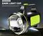 Linterna-LED-Luz-de-Trabajo-Mano-Linterna-135000LM-Foco-Campamento-Linterna-Luz miniatura 1