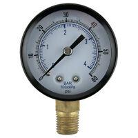 Replacement Regulator Pressure Gauge 0-60 Psi - Draft Beer Kegerator Bar Parts