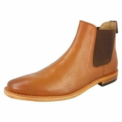 Mens Harrykson Formal Chelsea Boots MH3013T