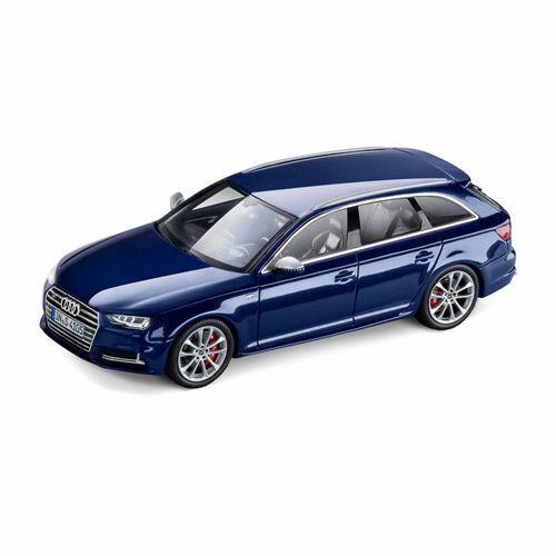 Audi S4 Avant Modellauto 1 43 Navarrablau Blau 5011614213