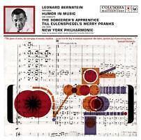 Paul Dukas - Leonard Bernstein - Humour in Music - CD