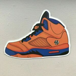 Nike Air Jordan 5 V NY Knicks Sneaker