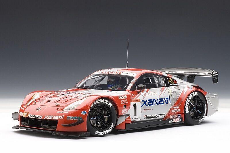 AUTOart NISSAN Xanavi Nismo Z Z Z 2004 JGTC Japan GT Championship AA 80485 | De Grandes Variétés  c41cd6