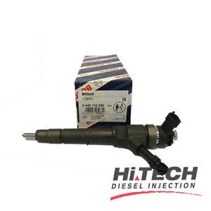 Mazda-BT-50-Ford-Ranger-2-5L-Genuine-Bosch-diesel-injector-0445110250-WLAA13H50