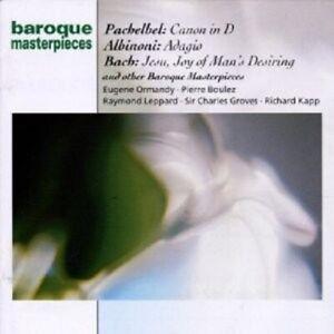 PIERRE-BOULEZ-PACHELBEL-CANON-ALBINONI-CD-NEW
