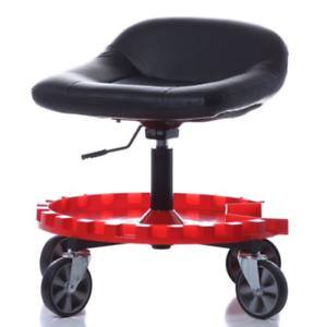 Sensational Details About Work Stool Chair Rolling Creeper Seat Tools Tray Heavy Duty Mechanics Auto Shop Creativecarmelina Interior Chair Design Creativecarmelinacom