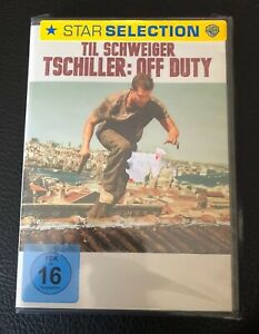 Details About Dvd Tschiller Off Duty Mit Til Schweiger Fsk Ab 16
