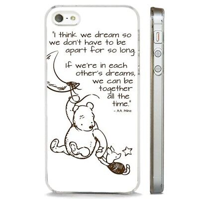 Quote CLEAR PHONE CASE COVER fits