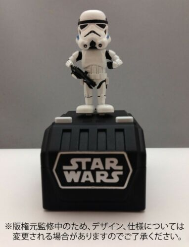 TAKARA TOMY STAR WARS SPACE OPERA Stormtrooper Dancing Music Toy from Japan F//S