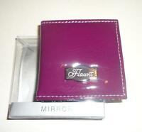 Flaunt By Faith Nicole Solid Purple Mirror Case 92135
