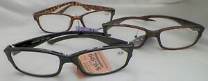 Cheetah-Reader-Eyewear-Reading-Glasses-YD2ASST-Assorted-Powers