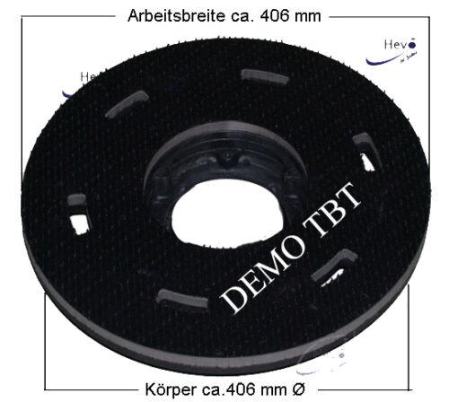 Dom-treibteller igelbelag adecuado para columbus ara 80 bm 100-406 mm de ø