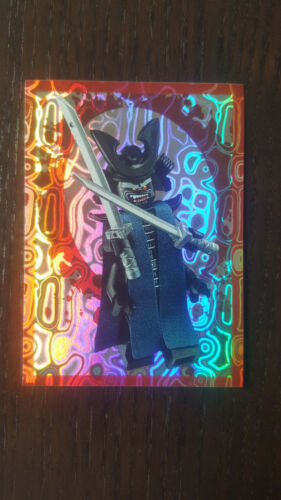 LEGO Ninjago The Movie Sticker Blue Ocean Sticker au choix 151-228