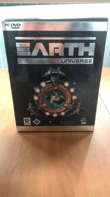 Earth Universe Edition    !!!OVP!!!!