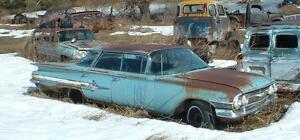 1960 Chevy Chevrolet Impala Vista Hardtop Rat Hot Rod