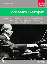 Wilhelm Kempff Plays Schumann: Arabeske, Papillons, Davidsbundlertanze (EMI Clas