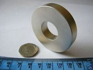 All-Sizes-amp-Quantity-of-Ring-Cylinder-Magnets-Neodymium-Strong-NdFeB-Powerful
