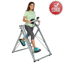 AIR WALKER Cardio Elliptical Machine Equipment WORKOUT Exercise Home Gym!