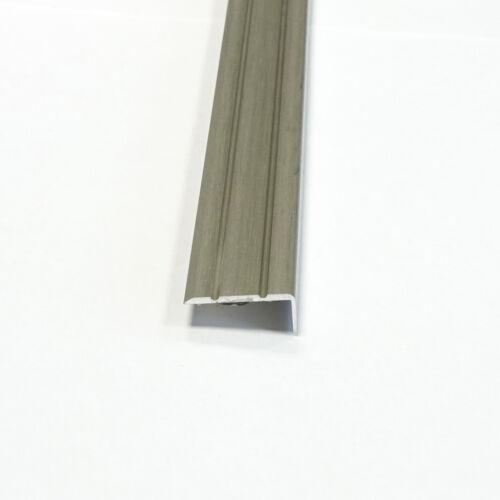 20192 10mm Höhe Selbstklebend Abschlussprofil in Sand in 1m Länge