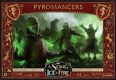 A Song Of Ice And Fire Lannister Pyromancers De Es Fr It Cn Ru Cmon Eros West Rendere Le Cose Convenienti Per I Clienti