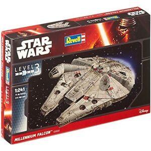 Revell-Star-Wars-Millennium-Falcon-Wars-Model