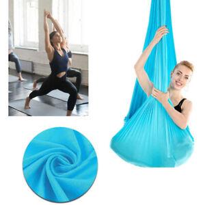 aerial yoga swing hammock trapeze sling prop gravity