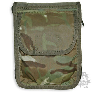 MULTICAM A6 NOTE PAD HOLDER BOOK MTP ORDERS COVER NYREX FOLDER MAP CASE BINDER
